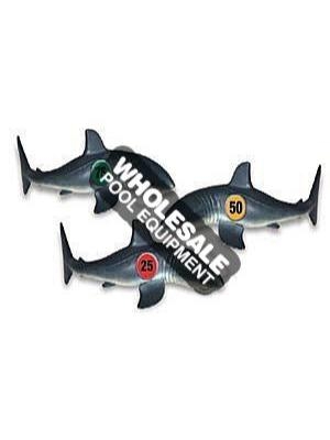 FUNSHINE  9133 SHARK FRENZY DIVE GAME Underwater shark hunt. Search and retrieval game.
