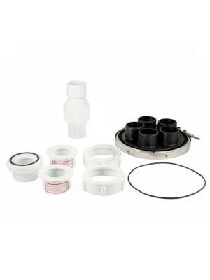 Zodiac / Caretaker  T.H.A.K. Valve Assembly Kit For Caretaker In-Floor Cleaning System; Black