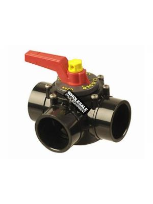 "Praher OV3-2010 3-Way Valve, 2""-2.5"""