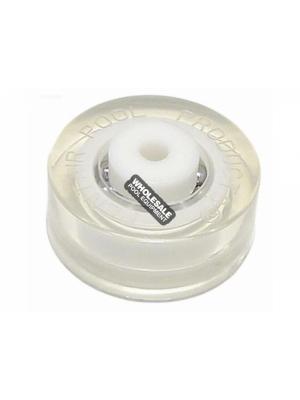 Pentair R201557 175 Ball Bearing Wheel For 214R; 222R; 214; 222; 229 ProVac(R) Flexible Vacuum; Polyurethane; Bulk