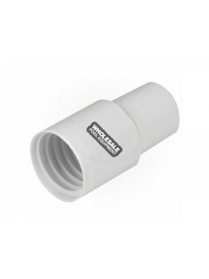"PoolStyle; PA00096; 1.25"" Hose Cuff; White"