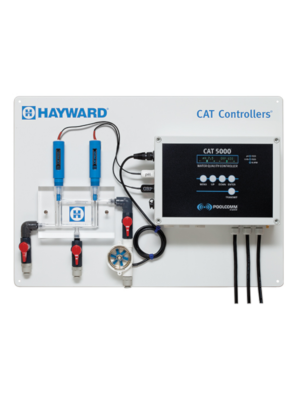 Hayward CAT-4000-WIFI CAT 4000 Commercial Remote Automated Water Quality Controller