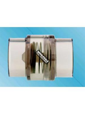 """Air Supply of the future 1112500 2"""" CLEAR BLOWER CHECK VALVE"""