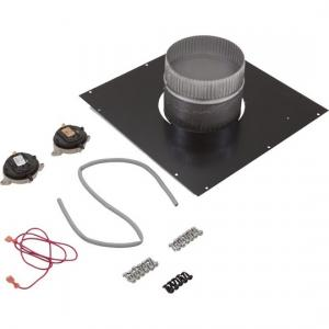 Hayward UHXNEGVT12001 Indoor Vent Adapter Kit for H200FD (Vertical)