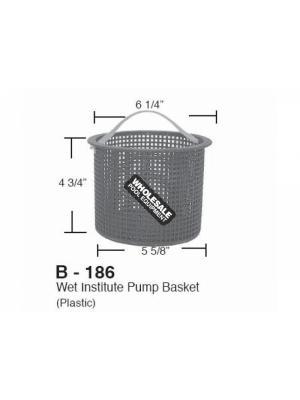 ALADDIN EQUIPMENT COMPANY PLASTIC BASKET
