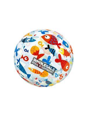 "Intex Recreation 59050EP Beach Ball 24"" Lively Print"