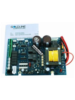 Hayward GLX-PCB-MAIN Aqualogic All Version All Date Codes Main PCB For Goldline Aqualogic & Aquaplus Automation Systems