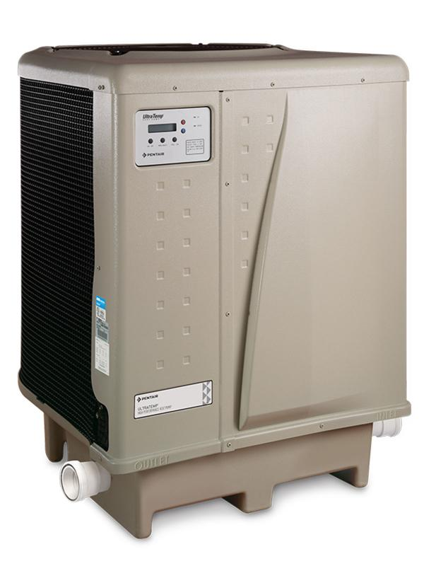 Pentair Ultratemp 120 High Performance Heat Pump, 127k BTU