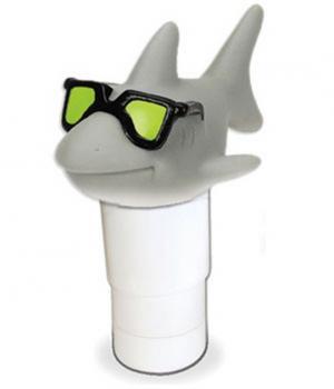 Swimline Cool Shark Floating Spa Chemical Dispenser