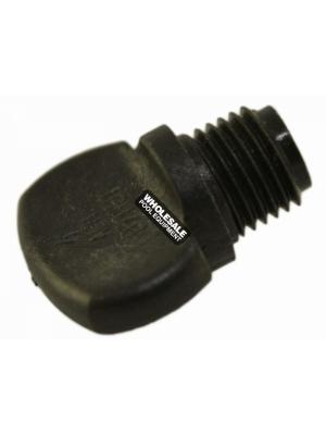 Pentair 357161 Drain Plug For WhisperFlo(R) Pump; IntelliPro VS and SVRS; SuperMax; OptiFlo(R) Pool; EQ-Series Commercial Plastic and Spa Pump; 2/Pack