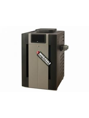Trade Grade Rheem 014979 P-M266A Digital Heater - Cupro-Nickel - Propane - 240k BTU