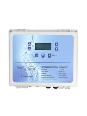 Pentair 521357 Intellichem Chemical Controller without Pump For Systems using External Feed Pumps, IntelliChlor