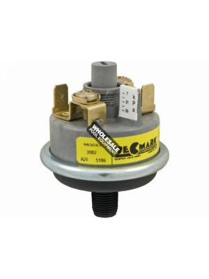 Tecmark Corporation (Tridelta)  3902  1-5 PSI PILOT DUTY PRESSURE SWITCH