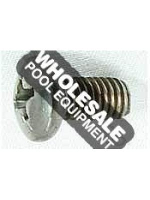 Zodiac C32 Screw For Polaris Vac-Sweep 180/280 Pool Cleaners; Stainless Steel; Pan; 6-32 x 1/2 Inch; 5/Pack