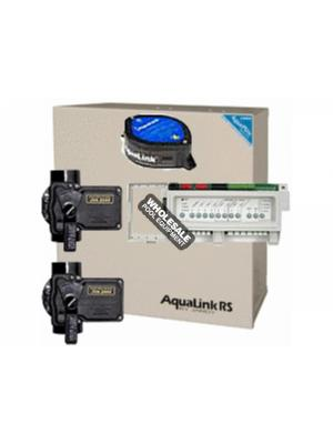 Trade Series Jandy IQ904-PS AquaLink Pool & Spa Automation Bundle