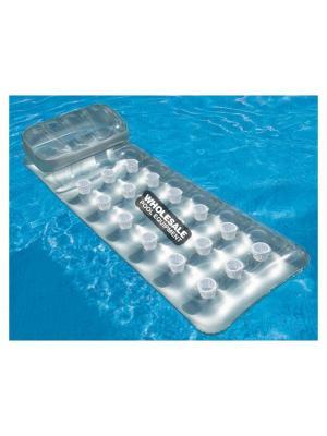 Intex Recreation Corporation, 58894EP, Floats & Toys, Pool Mats & Lounges,18 Pocket Suntanner