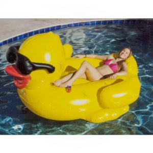 Great American Mdse 5000, Giant Inflatable Derby Duck RIDING DERBY DUCK