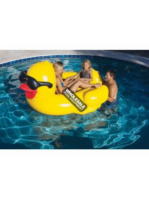 Great American Mdse & Events Great American Merchandise & Events, 5000, Giant Inflatable Derby Duck RIDING DERBY DUCK