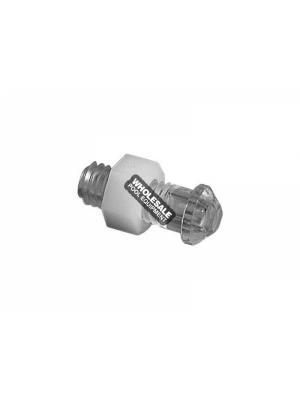 WATERWAY PLASTICS 633-7078  .5 TREADED FACE LIGHT / LED