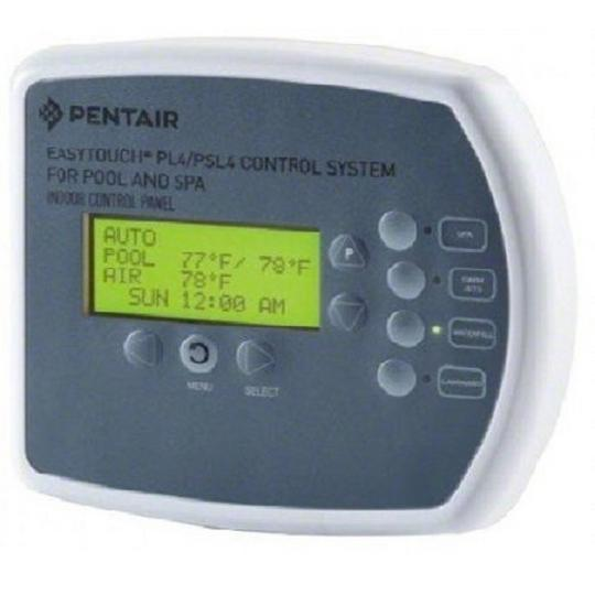 Pentair 522465 EasyTouch PL4/PSL4 Wired Indoor Control Panel