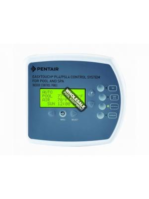 Pentair EasyTouch PL4/PSL4 Wired Indoor Control Panel