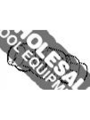 "NDS .5# 1.5"" Spring CK Valve Union, CLR"