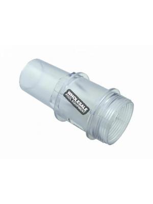 Waterway Plastics 425-1928 Waste Outlet Adapter Fitting For Carefree; ClearWater & TWM Sand Filters