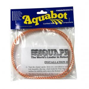 Aqua Products A3302PK Drive Belt For AquaBot Non Jet Units; AquaMax and UltraMax Pool Cleaners; 2/Pack