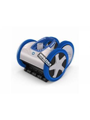 Hayward AquaNaut 400 Suction Side 4-Wheel Drive Pool Cleaner - Gray/Blue