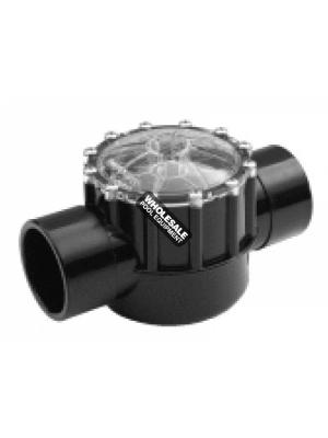 Pentair 263060 CPVC FullFloXF Check Valve, 2.5-3""