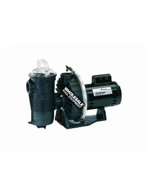 Pentair 343234 Challenger High Flow UR Pump - 1.5HP 115/230V MH