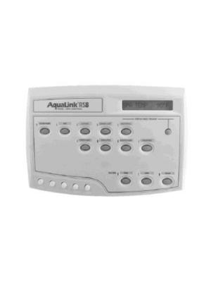 Trade Series Jandy AquaLink RS All Button Wired Combo PS8 Control Panel, White