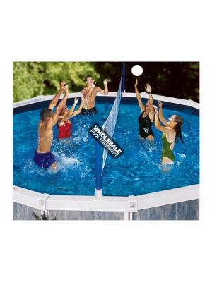 INTERNATIONAL LEISURE 9187 ABOVE GROUND CROSS POOL VOLLEY