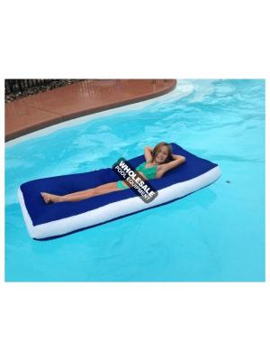 MAIN ACCESS 305901 BLUE/WHITE FLOATING MATRESS
