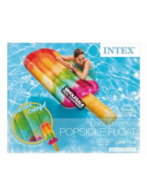 "INTEX RECREATION CORPORATION 58766EP Floats & Toys, Popsicle Float; Product Size: 75"" x 30"", Age Grade : Adult"