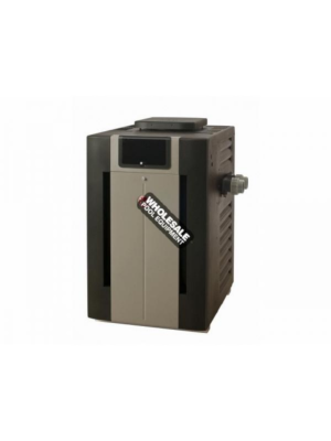 Rheem P-M266A Digital Heater - Copper - Propane - 266k BTU