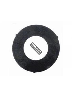 Pentair 86300500 Black Rubber Drain Cap Gasket For Meteor Top Mount Filter System; Clean & Clear Plus/Predator System; 13/16 Inch ID x 1-5/8 Inch OD x 1/8 Inch T