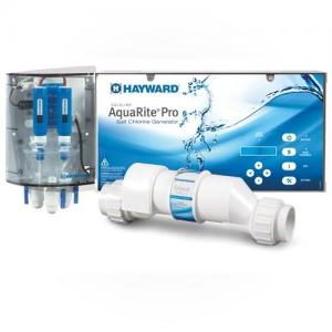 Hayward AQR15-PRO-SD AquaRite Pro Salt Chlorination System W/ Control Panel & Sense & Dispense