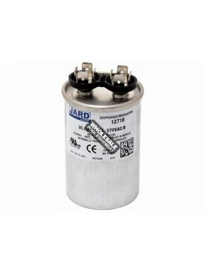 Super-Pro; 12718 Run Capacitor; 35 MFD 370V Round