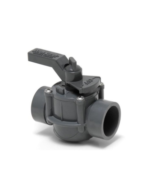 Jandy 3407 CPVC Space Saver 2-Way Valve 1.5-2""