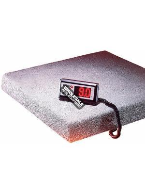 Diversitech, UC3636-3 UltraLite Concrete Equipment Pad; 36 Inch x 36 Inch x 3 Inch, Gray