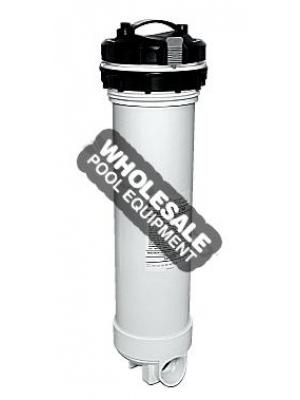 Waterway Plastics 502-9910 Top-Load Extended Cartridge Filter with Bypass Valve; 100 sq-ft, 2 Inch