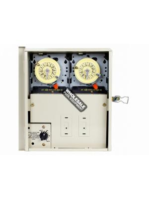 Intermatic Incorporated PF1202T  DUAL TIMER W/FREEZE CONTROL