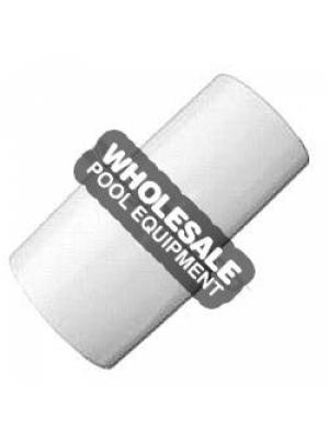 Plastiflex CU9042100S Standard Hose Cuff; 1-1/4 Inch; Gray