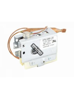 Hayward CZXTST3006 Thermostat For 1.5/5.5/11 W C-Spa XI Series Heaters and H-Series Above Ground Induced Draft Heaters