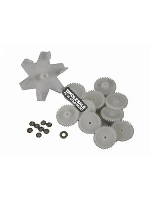 A & A 522634 Kit A Gear Kit For 5 and 6-Port Top Feed Actuator Valve