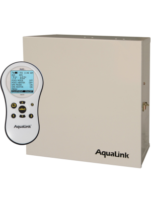 Jandy AquaLink PDA 4 Control System W/ PDA Remote for Pool or Spa Only
