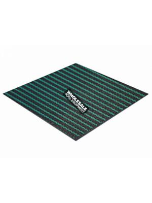 SAFETY COVER MESH GREEN PATCH
