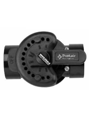 Pentair 263036 CPVC 2-Way Valve, 1.5-2""